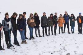 Esendereli Öğrenciler Doğa Yürüyüşüne Çıktı