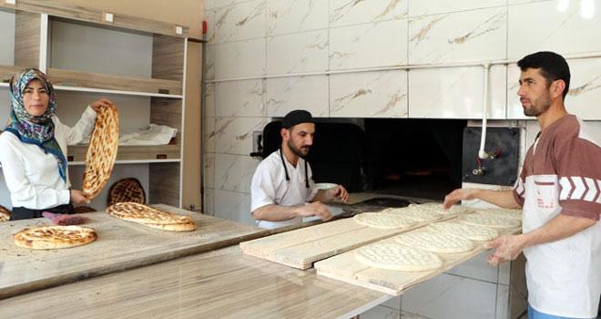 Yunus Odun Ekmek Fırını Açıldı