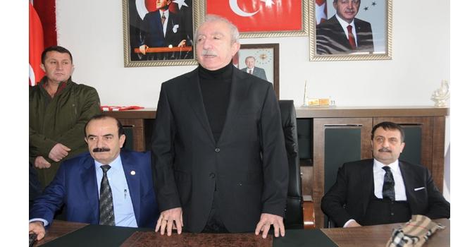 Miroğlu: AK Parti Hakkari'den güçlenerek çıkacak