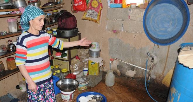 Songor ailesinin yaşam mücadelesi