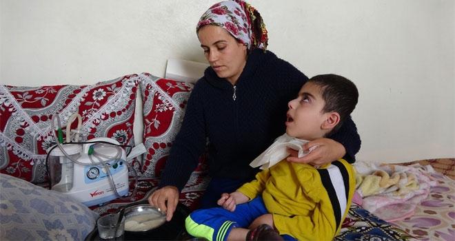 Ramazan için hasta  engelli aracı isteği